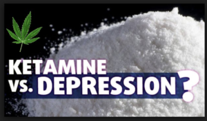 ketamine for addiction recovery